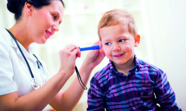 Regelmäßige Ohrhygiene ist wichtig