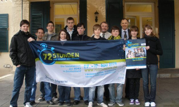"""<span class=""""entry-title-primary"""">Bitte Titel eingeben</span> <span class=""""entry-subtitle"""">Thomas Günther übernimmt Schirmherrschaft zur """"72 Stunden Aktion""""</span>"""