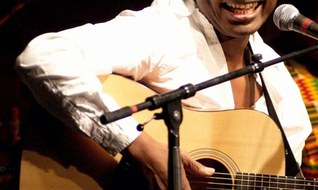 "<span class=""entry-title-primary"">Afrikanische Weltmusik mit Adjiri Odametey</span> <span class=""entry-subtitle"">.</span>"
