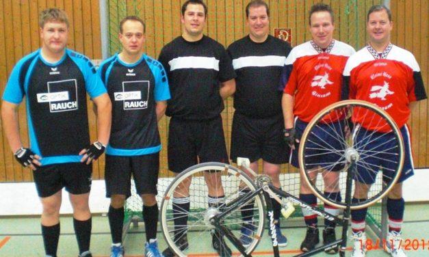 """<span class=""""entry-title-primary"""">Radball-Verbandsliga – erfolgreicher Saisonstart</span> <span class=""""entry-subtitle"""">Gebr. Müller erste Tabellenführer, """"Optik-Rauch-Team"""" ohne Niederlage </span>"""