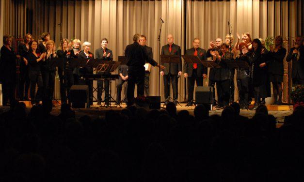 """<span class=""""entry-title-primary"""">Gelungenes Jubiläumskonzert der Kleinen Harmonie</span> <span class=""""entry-subtitle"""">Oppenheimer Vokalensemble begeisterte Publikum</span>"""