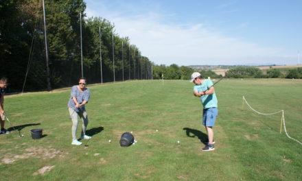 Der Golfkurs, ein Selbstversuch