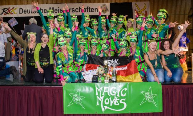 """<span class=""""entry-title-primary"""">Die Crazy Frogs sind Deutscher Meister</span> <span class=""""entry-subtitle"""">Erfolgsserie endet mit Titel</span>"""