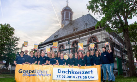 """""""Dachkonzert"""" in Bauschheim"""