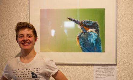 """<span class=""""entry-title-primary"""">Die Natur im Focus</span> <span class=""""entry-subtitle"""">Eine Bilderaustellung des 18-jährigen Naturfotografen Joshi Nichell in Nackenheim</span>"""