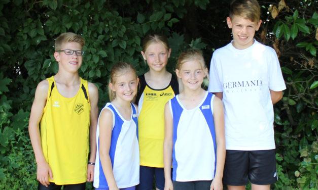 """<span class=""""entry-title-primary"""">ESV-Leichtathleten bei Sportfest in Langen</span> <span class=""""entry-subtitle"""">Viele gute Einzelleistungen</span>"""