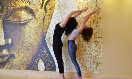 """""""Nein, für Yoga bin ich zu unbeweglich"""" …. Moment mal!"""