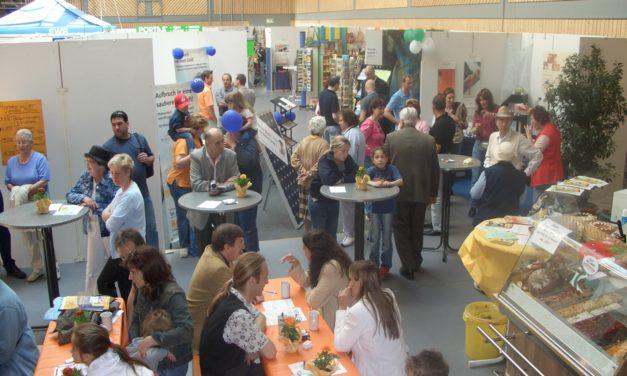 """<span class=""""entry-title-primary"""">Angebote für Groß und Klein</span> <span class=""""entry-subtitle"""">Gewerbemesse in der Sickingenhalle von Köngernheim</span>"""