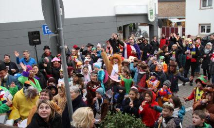 Ebersheimer Rathaussturm: Gebt den Kindern das Kommando!