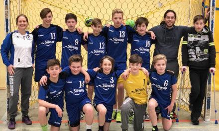 """<span class=""""entry-title-primary"""">Starke Saison der D-Jugend-Teams der HSG Hochheim/Wicker</span> <span class=""""entry-subtitle"""">TSG Münster I - HSG Hochheim/Wicker I 34:29 (20:13)</span>"""