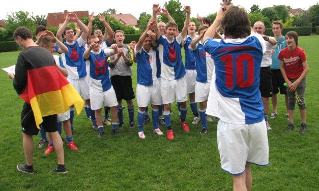 """<span class=""""entry-title-primary"""">Riesenerfolg für Fußballjugend</span> <span class=""""entry-subtitle"""">A-Junioren SWFV-Bezirkspokal geht an SG Harxheim/Gau-Bischofsheim</span>"""