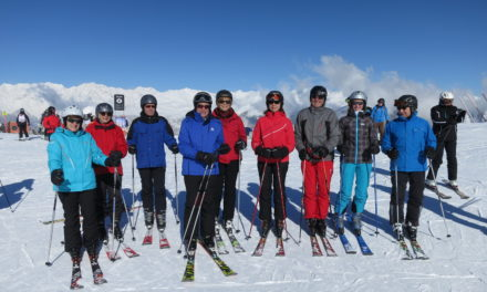 Skiclub Rüsselsheim im Val di Sole/Trentino