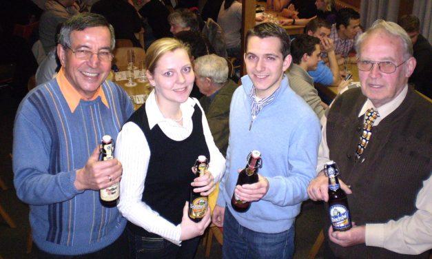 """<span class=""""entry-title-primary"""">15 Biere rannen durch die Kehlen</span> <span class=""""entry-subtitle"""">Bierprobe der Jungen Union begeisterte rund 70 Besucher</span>"""