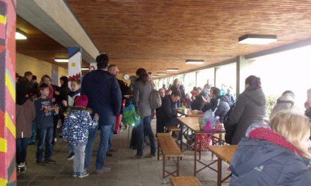 """<span class=""""entry-title-primary"""">Kunterbunt und Bärenstark</span> <span class=""""entry-subtitle"""">Finales Fest der Grundschule Laubenheim</span>"""