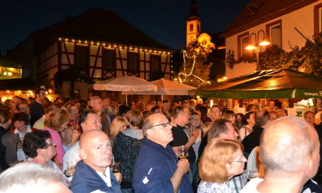 """<span class=""""entry-title-primary"""">Nackenheim feiert sein 77. Weinfest</span> <span class=""""entry-subtitle"""">Wein, Musik und ein großes Feuerwerkspektakel</span>"""