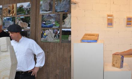 """<span class=""""entry-title-primary"""">Künstler öffnen ihre Werkstatttüren in Rheinhessen</span> <span class=""""entry-subtitle"""">20 Jahre Offene Ateliers – ein Jubiläum der leisen Art</span>"""