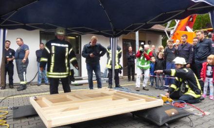 """<span class=""""entry-title-primary"""">Männer-Wettstreit um den großen Holz-Hydranten</span> <span class=""""entry-subtitle"""">Ebersheimer Freiwillige Feuerwehr veranstaltet 1. Mainzer Gaudiwettbewerb</span>"""