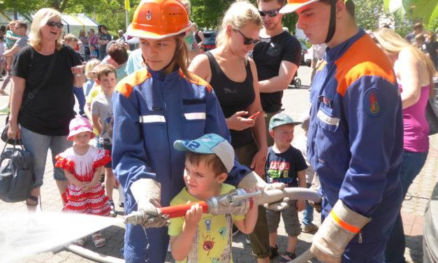 Laubenheim feiert am 9. und 10. Mai Feuerwehrfest