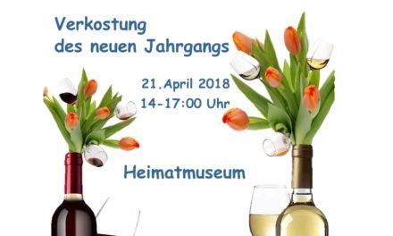 "<span class=""entry-title-primary"">Erster Weinfrühling – Leistungsschau der Undenheimer Winzer</span> <span class=""entry-subtitle"">Jahrgangs-Präsentation im Heimatmuseum am 21. April</span>"
