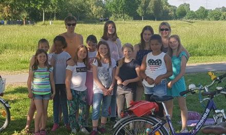 Mittwoch-Kinderturnstunde on tour!