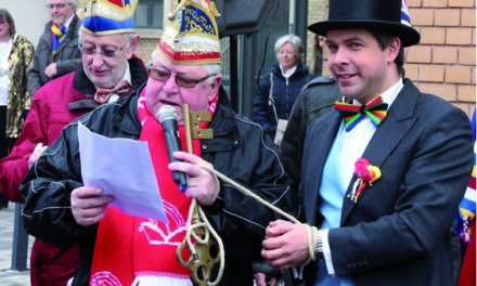 Rathauserstürmung: Narren erobern das Rathaus Ginsheim