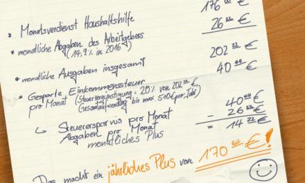 """<span class=""""entry-title-primary"""">Geld vom Fiskus</span> <span class=""""entry-subtitle"""">Mit angemeldeter Haushaltshilfe Steuern sparen</span>"""