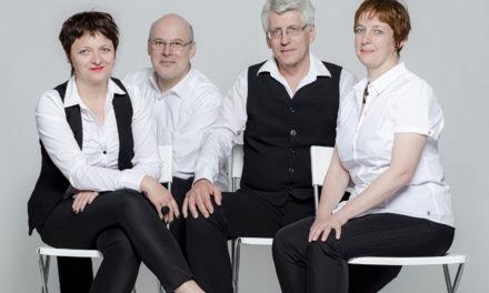 """<span class=""""entry-title-primary"""">Release-Konzert von Rouge Baiser in Köngernheim</span> <span class=""""entry-subtitle"""">Französische Chansons zum Erscheinen der vierten CD der französisch-rheinhessischen Band</span>"""