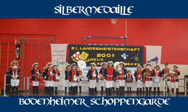 """<span class=""""entry-title-primary"""">Schoppengarde ist Vizemeister</span> <span class=""""entry-subtitle"""">Schoppengarde ist Vizemeister</span>"""