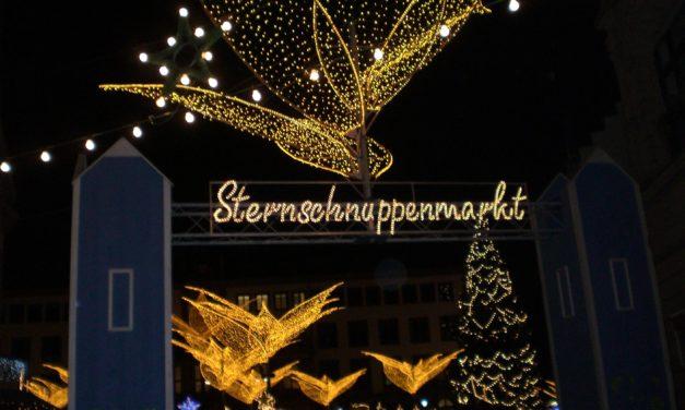 Sternschnuppenmarkt findet unter Corona-Bedingungen statt