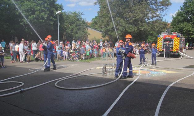 Tag der Hechtsheimer Freiwilligen Feuerwehr