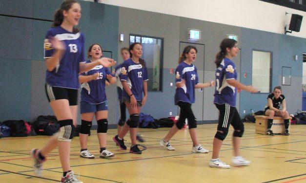 """<span class=""""entry-title-primary"""">Damit hatte keiner gerechnet</span> <span class=""""entry-subtitle"""">Weibliches U16-Volleyballteam des TV Undenheim erreicht Zwischenrunde</span>"""