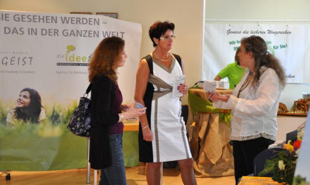 """<span class=""""entry-title-primary"""">Erste Unternehmerinnenmesse in der VG Oppenheim</span> <span class=""""entry-subtitle"""">Ein Blumenstrauß – eine Umarmung – ein Osterhase als Dankeschön</span>"""