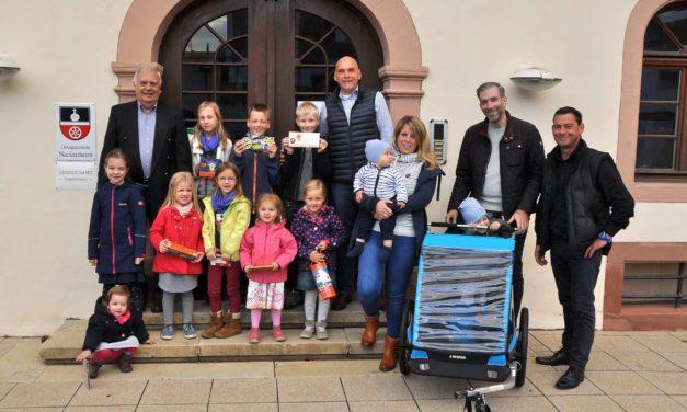 """<span class=""""entry-title-primary"""">Vom Nackenheimer Weinfest nach Brandenburg geflogen</span> <span class=""""entry-subtitle"""">Heimat- und Verkehrsverein zeichnet Gewinner des Luftballon-Wettbewerbs aus</span>"""