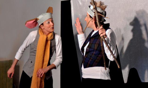 """<span class=""""entry-title-primary"""">Grüffelo – Interaktionstheater zum Geburtstag!</span> <span class=""""entry-subtitle"""">pohyb's & konsorten in den Burg-Lichtspielen</span>"""