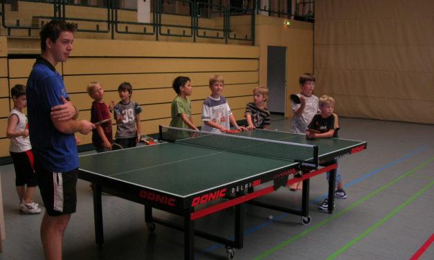 """<span class=""""entry-title-primary"""">Tischtennisworkshop kam bei allen gut an</span> <span class=""""entry-subtitle"""">Spaß und Sport bei der Ferienbetreuung des TV Bodenheim</span>"""