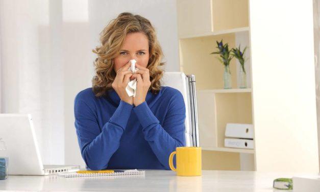 """<span class=""""entry-title-primary"""">Alltagsfit trotz Erkältung</span> <span class=""""entry-subtitle"""">Bei einem grippalen Infekt ist eine schnelle Linderung der Symptome gefragt</span>"""