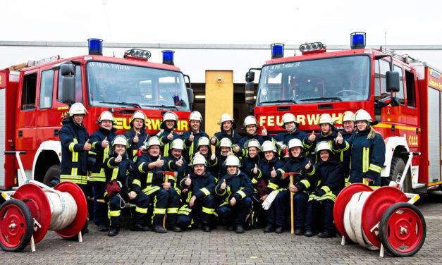 """<span class=""""entry-title-primary"""">Güt gerüstet und gut besetzt</span> <span class=""""entry-subtitle"""">360 Jahre Feuerwehr in Trebur - 72 Jahre als eigenständiger Verein</span>"""