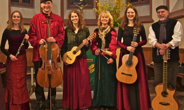 "<span class=""entry-title-primary"">Celtic Folk und Barock Musik in der Kirche</span> <span class=""entry-subtitle"">Ensemble Savas tritt in Guntersblum auf</span>"