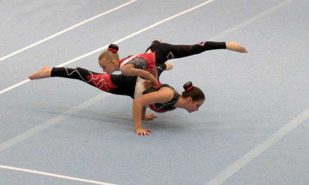 "<span class=""entry-title-primary"">Meisterschaften-Monat Mai in der Sportakrobatik</span> <span class=""entry-subtitle"">Deutsche Meisterschaften in allen Altersklassen erfolgreich</span>"